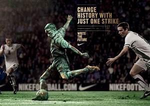 RIBERY - Nike Football Print Ad