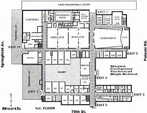 School Building Plans And Designs Atherton High School ...