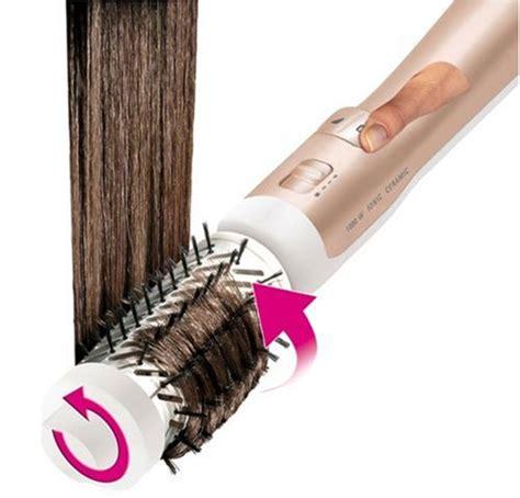 Brosse Rotative Cheveux Brosse Rotative Calor Ou L De Se Faire Un Brushing En 5 Minutes Miss Glossy Pink