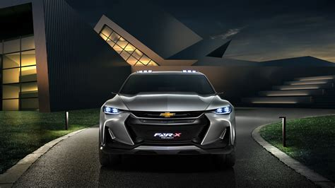 Wuling Almaz 4k Wallpapers by 2017 Chevrolet Fnr X Concept Wallpaper Hd Car Wallpapers