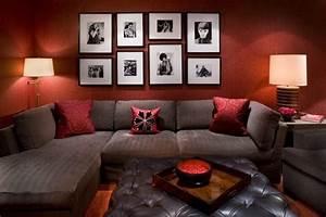 Coole Poster Fürs Zimmer : gem tliches wohnzimmer gestalten 30 coole ideen ~ Bigdaddyawards.com Haus und Dekorationen