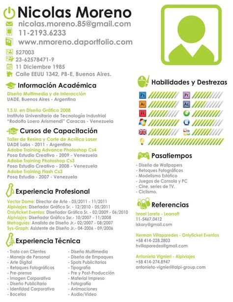 Graphic Designer Curriculum Vitae Format Pdf by Cv Graphic Designer By Nightmareccs On Deviantart