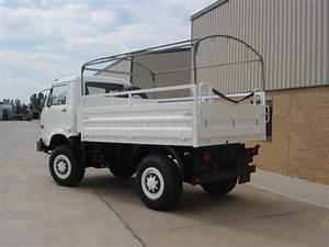 MAN 8.136 FAE 4x4 Drop side cargo truck EX.MOD direct sales