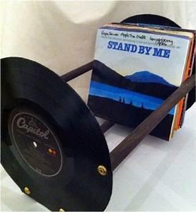 Bac A Vinyl : bac en vinyle pour vinyle le disque ~ Teatrodelosmanantiales.com Idées de Décoration