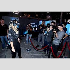 Chloe Grace Moretz Photos Photos  Alienware Hosts Virtual