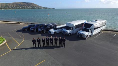 Limo Airport Transportation by Airport Transportation Honolulu Luxury Limo Hawaii