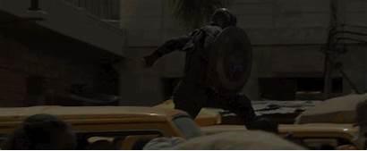 Captain America Gifs Civil War Marvel Soldier