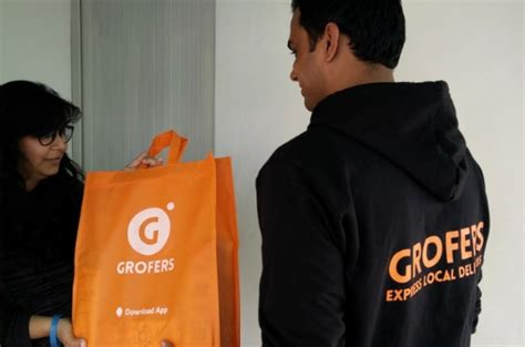 Grofers' Modified Delivery Model Sinks Losses & Boosts