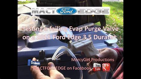 Ford Fusion Evaporative Emission System Diagram