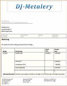 Namenskette Auf Rechnung : 11 steuernummer rechnung kleinunternehmer vorlagen123 vorlagen123 ~ Themetempest.com Abrechnung