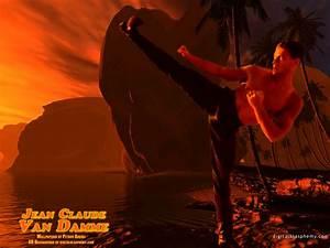 Jean Claude Van Damme Bloodsport Wallpaper | www.imgkid ...