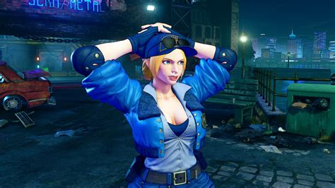 street fighter   guide  lucia   moves