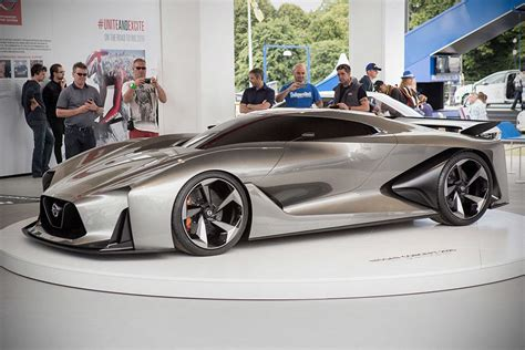 Nissan Prototype by Nissan Actually Made A Prototype Of The Concept 2020