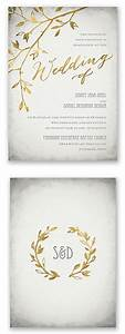 25 best ideas about gold wedding invitations on pinterest for Letterpress wedding invitations gold coast