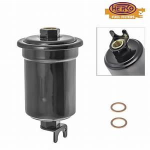 Herko Fuel Filter Fit42 For Toyota Lexus Celica Camry