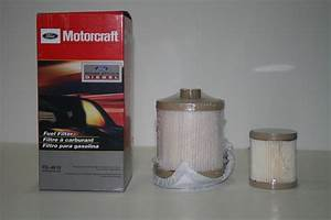 Ford Motorcraft Diesel Fuel Filter 2003