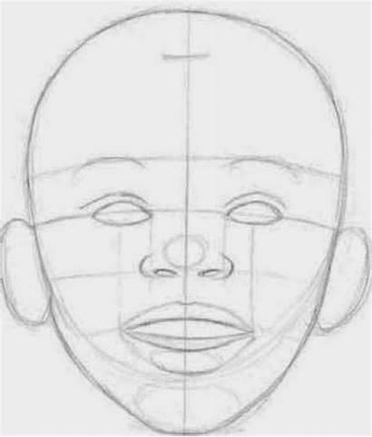Skin Drawings Drawing Head Shape Dark Tones