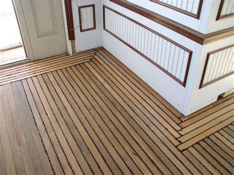 teak floor teak flooring ancora yacht service