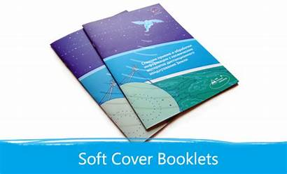 Soft Booklets Printing Softcover