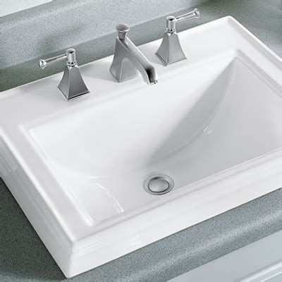 drop in bathroom sink replacement bathroom sinks at the home depot