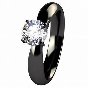 Black Wedding Rings For Women 2013
