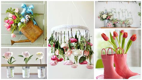20 Dashing & Inexpensive Diy Spring Decorations To