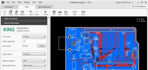 Design Software by 10 Best Free Pcb Design Software