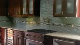mini subway tile kitchen backsplash green mini glass subway tile backsplash home decoria