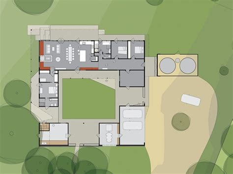 interior courtyard house plans small courtyard house plans home plans  courtyards