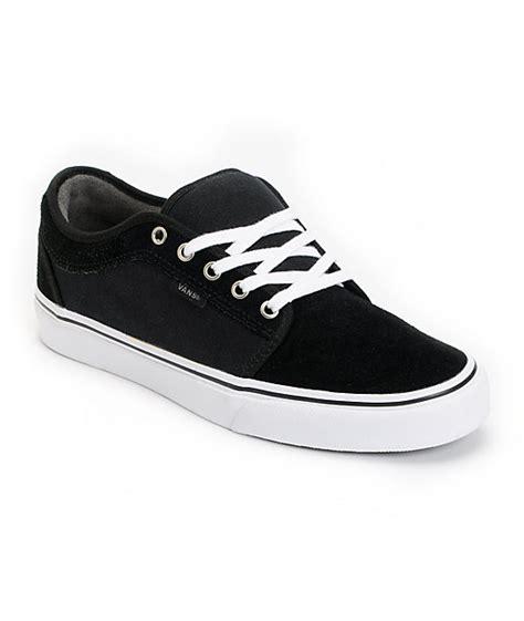 vans chukka lou black 1 vans chukka low black pewter white skate shoes mens