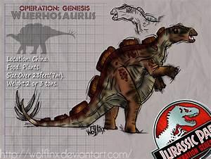 Wuerhosaurus. by WolfLinx on DeviantArt