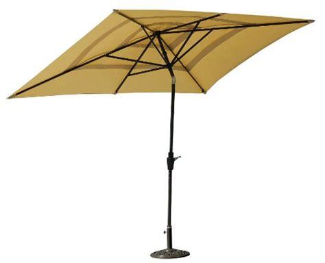 ace evert rectangular umbrella cheapest patio furniture