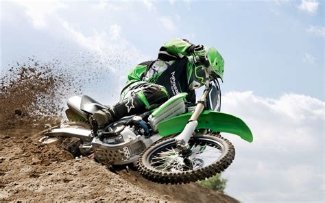 Kawasaki Kx 4k Wallpapers by Kawasaki Motocross Wallpapers Hd Wallpapers Id 258