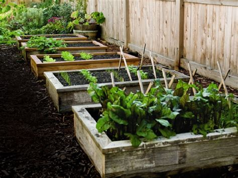 beautiful diy raised garden bed projects