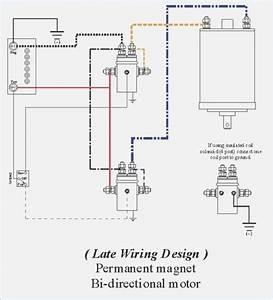 4 Solenoid Winch Wiring Diagram