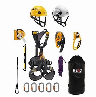 Rope Petzl Access Kit Equipment Safety Rescue