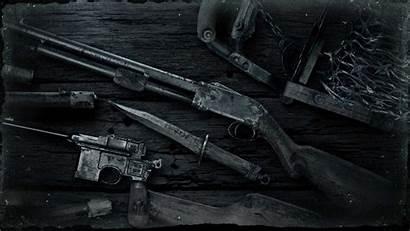 Showdown Hunt Weapons Gun 4k Wallpapers Die