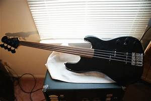 Fender Mij Fretless E Series Jazz Bass Special W  Xtra Long