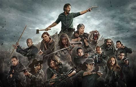 The Walking Dead Saison 8  All Out War Spotern