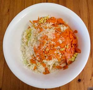 Sauerkraut In Gläser : ingwer m hren sauerkraut selbst gemacht h c 39 s blog ~ Whattoseeinmadrid.com Haus und Dekorationen
