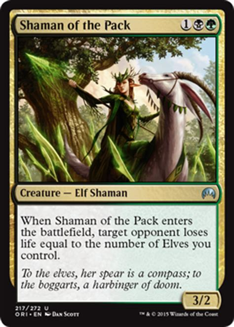 Good Dragon Deck Mtg by The Origins Of An Elf Deck Magic The Gathering