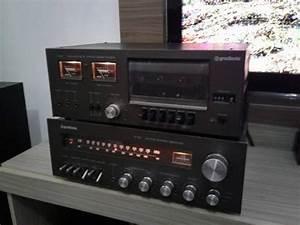 Gradiente S95  Receiver   Tape Deck  Promo U00e7 U00e3o