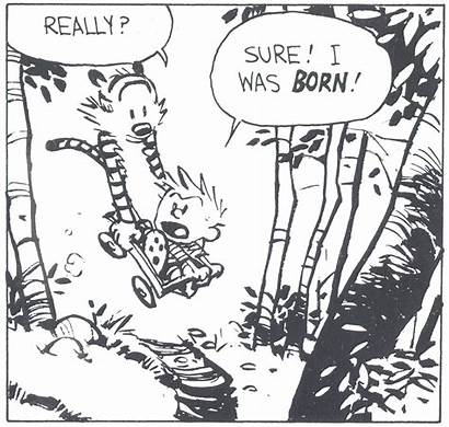 Calvin Hobbes Quotes Better Place Sick Quote