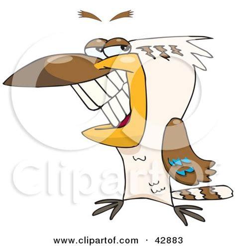 cartoon   cute aussie kookaburra bird royalty