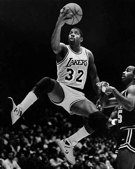 The Lakers & Magic Johnson | Magic johnson, Nba legends ...