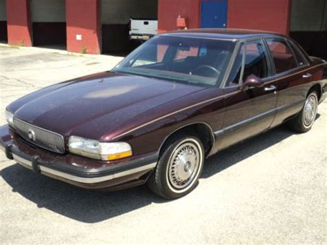how it works cars 1993 buick lesabre lane departure warning find used 1993 buick lesabre custom 30 700 actual miles very nice condition runs perfect in