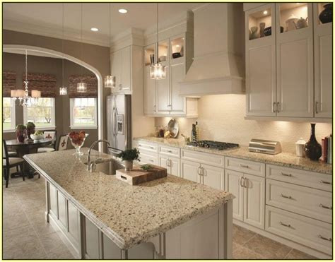 crema pearl granite google search  golden oak