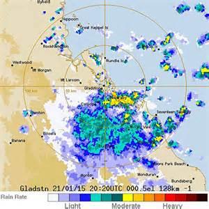 bureau of metrology bureau of meteorology radar image shows persisting