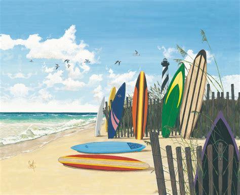 Surfboard Beach Art   www.imgkid.com   The Image Kid Has It!