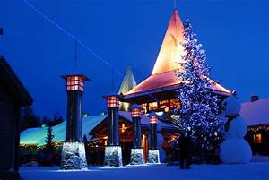 Santa Claus Village - Wikipedia